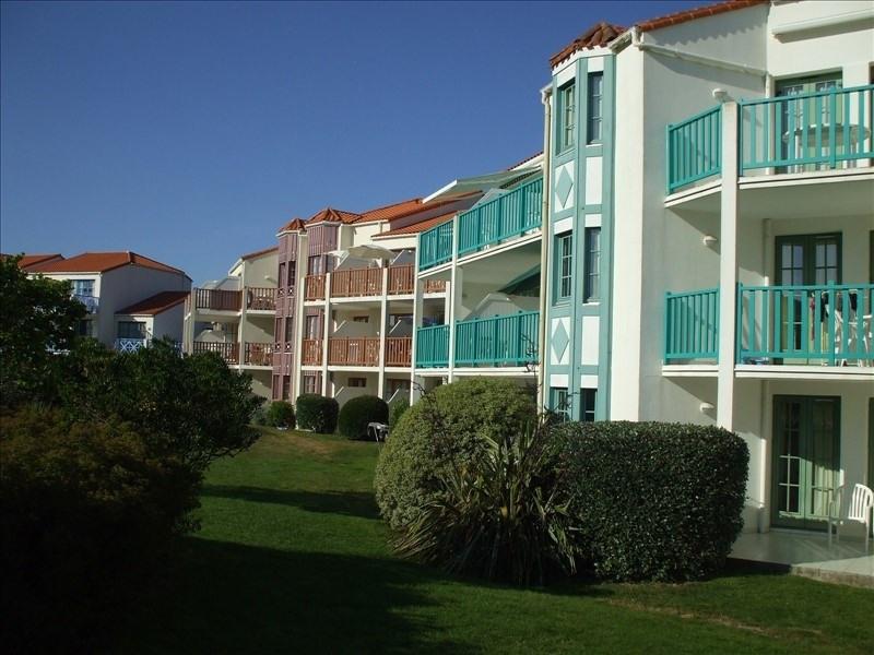 Vente appartement Talmont st hilaire 139200€ - Photo 11