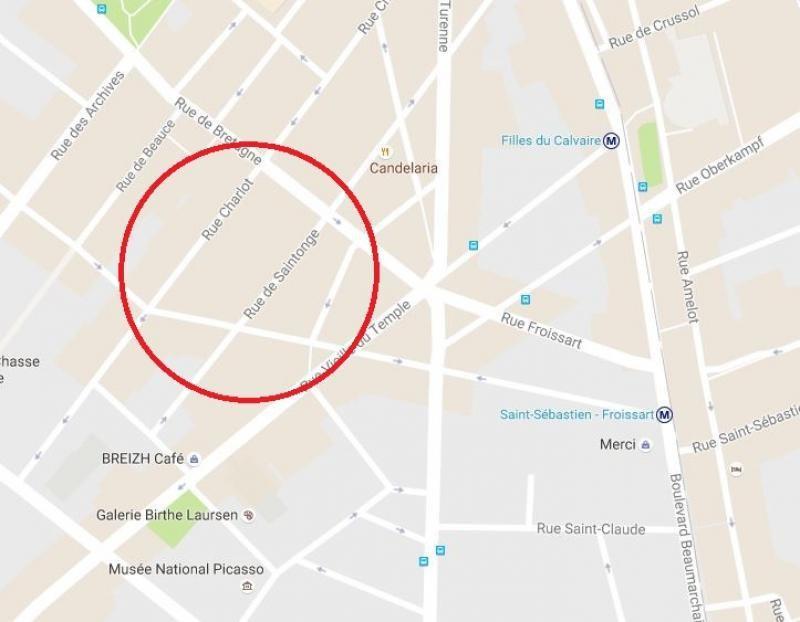 Location boutique Paris 3ème 6500€ +CH/ HT - Photo 4