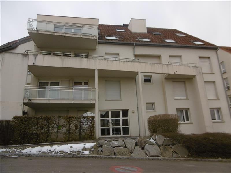 Rental apartment Morschwiller le bas 520€ CC - Picture 7