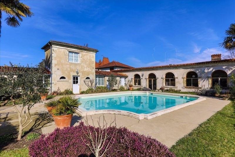 Deluxe sale house / villa St sever 705000€ - Picture 1