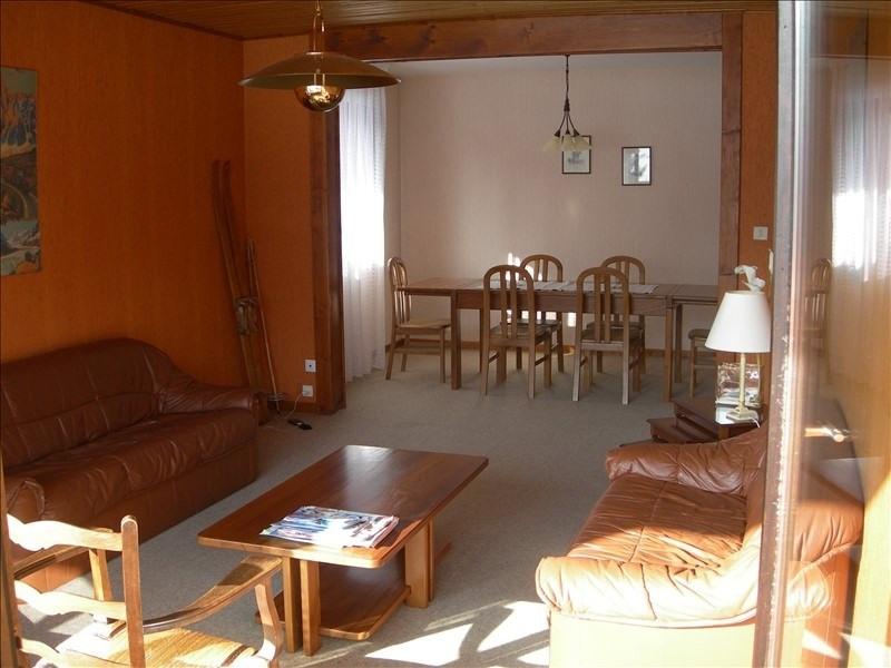 Sale apartment Araches 298000€ - Picture 2