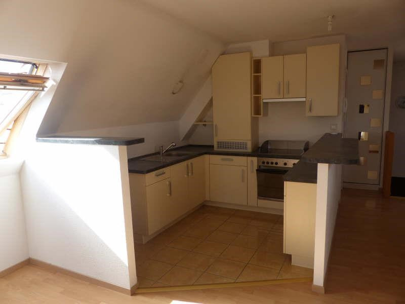 Sale apartment Saverne 136960€ - Picture 1