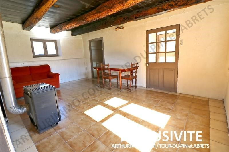 Vente maison / villa Chabons 143 000€ - Photo 2