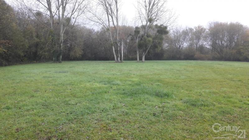 Venta  terreno Tourgeville 87500€ - Fotografía 1