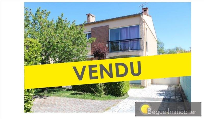 Vente maison / villa Colomiers 233500€ - Photo 1