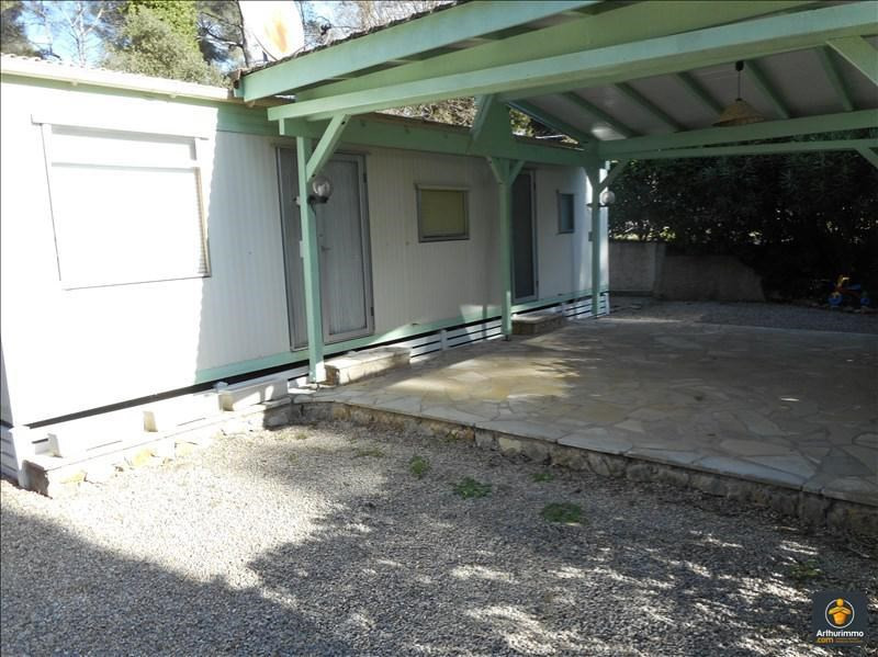 Vente terrain Frejus 75 000€ - Photo 2