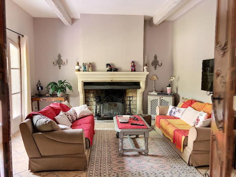 Venta de prestigio  casa Rochefort du gard 625000€ - Fotografía 4