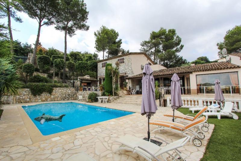 Immobile residenziali di prestigio casa Vallauris 1760000€ - Fotografia 4