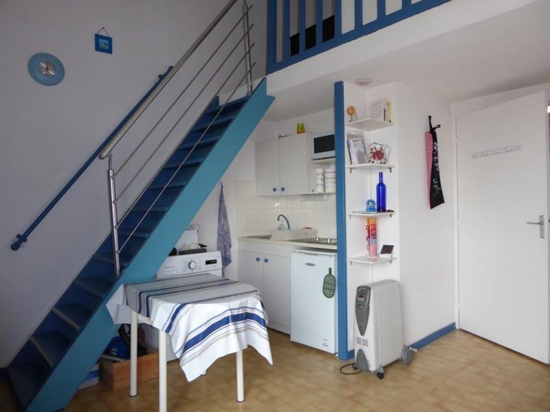 Verhuren vakantie  appartement Biscarrosse plage 350€ - Foto 1