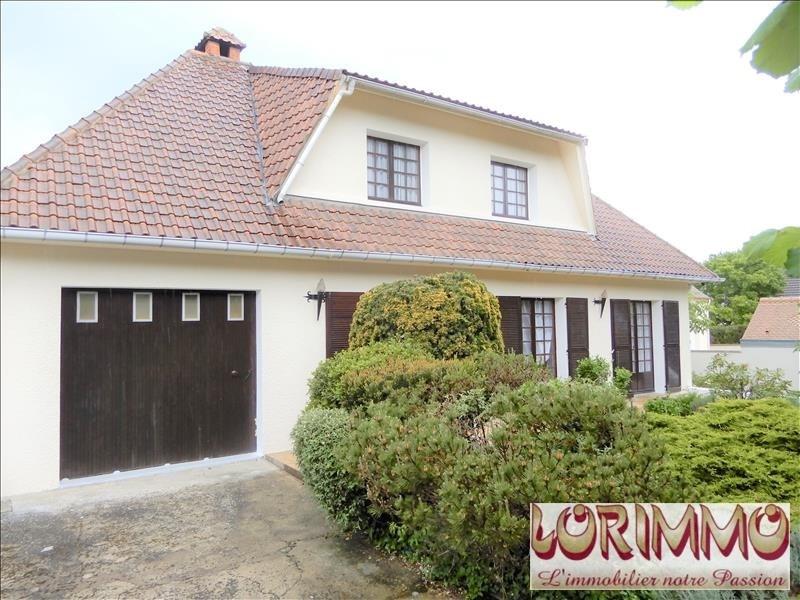 Sale house / villa Mennecy 349000€ - Picture 1