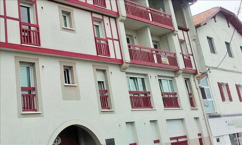 Vente appartement Hendaye 118500€ - Photo 1