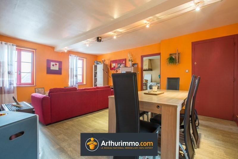 Vente maison / villa Morestel 128000€ - Photo 1