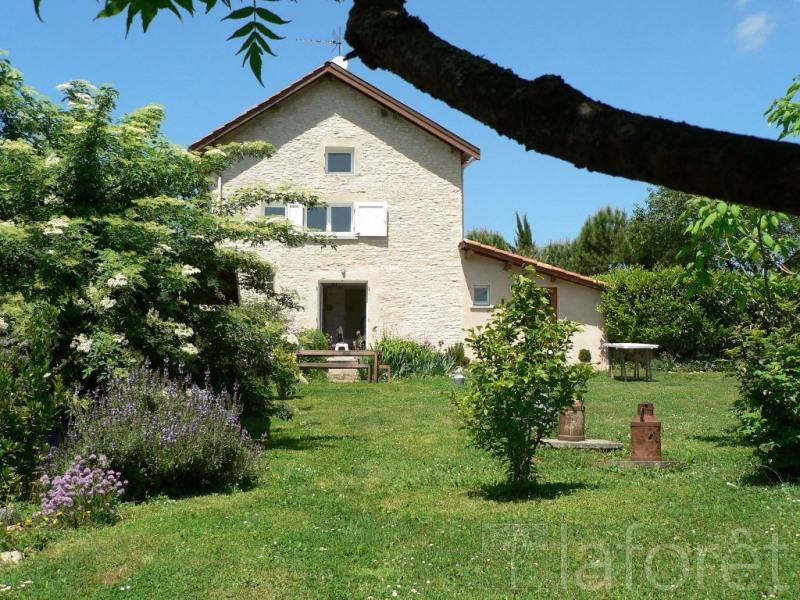 Sale house / villa Saint marcel bel accueil 329000€ - Picture 1