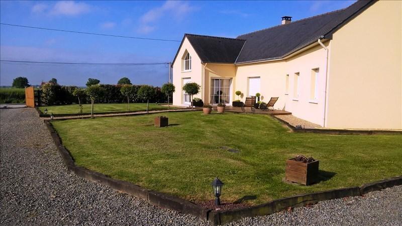 Vente maison / villa Pouance 218400€ - Photo 1