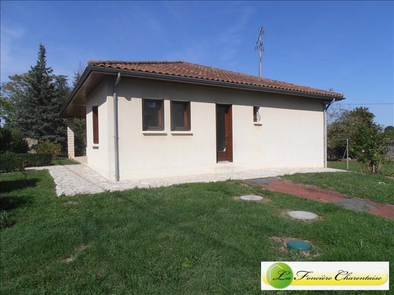 Sale house / villa Champniers 139600€ - Picture 2