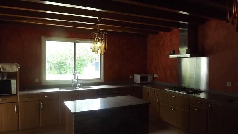 Vente maison / villa St laurent de gosse 421000€ - Photo 8