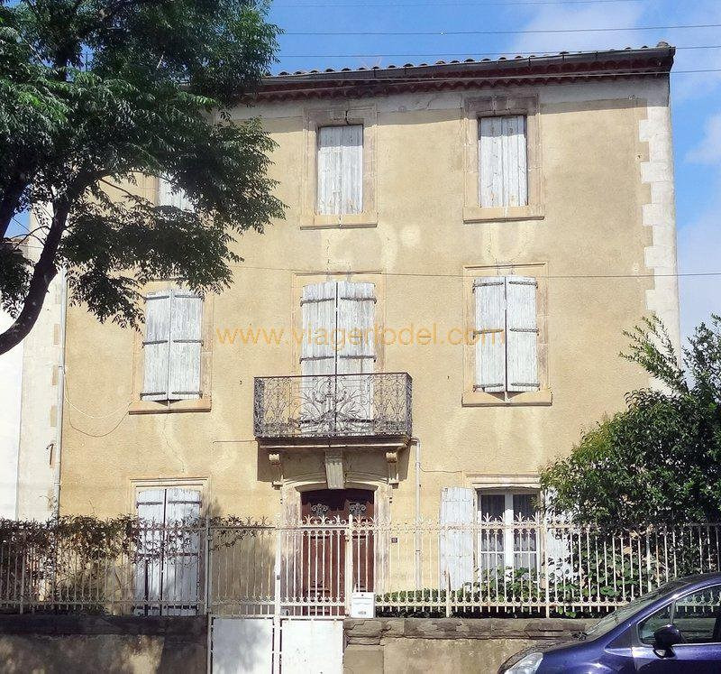 Life annuity house / villa Saint-laurent-de-la-cabreris 130 000€ - Picture 2