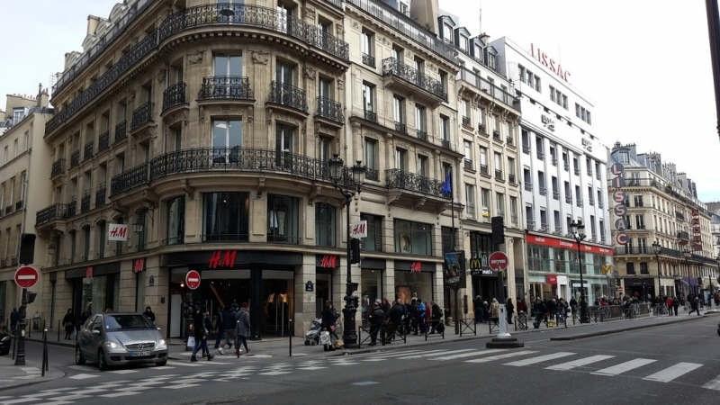 Vente appartement Paris 1er 520000€ - Photo 1
