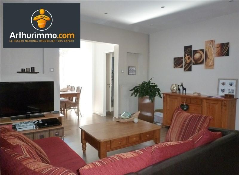 Sale apartment Roanne 114000€ - Picture 2