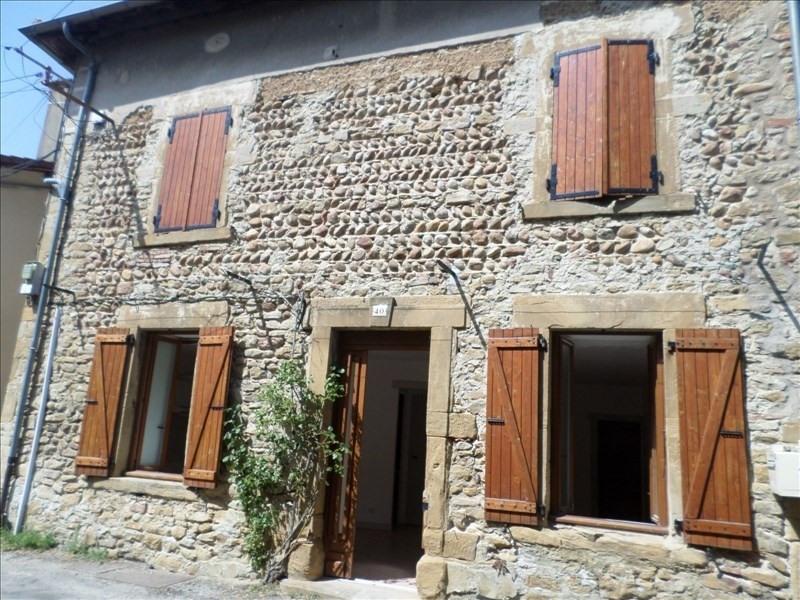 Vente maison / villa Revel tourdan 89000€ - Photo 1