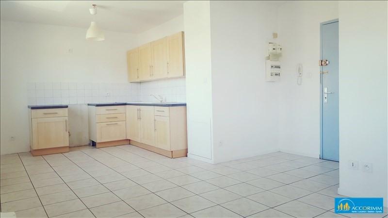 Vente appartement Grigny 85000€ - Photo 1