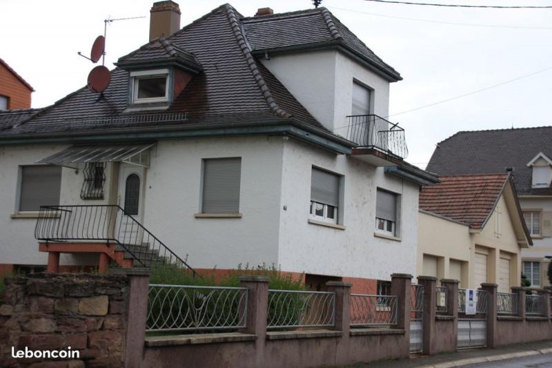 Sale house / villa Wasselonne 189000€ - Picture 1