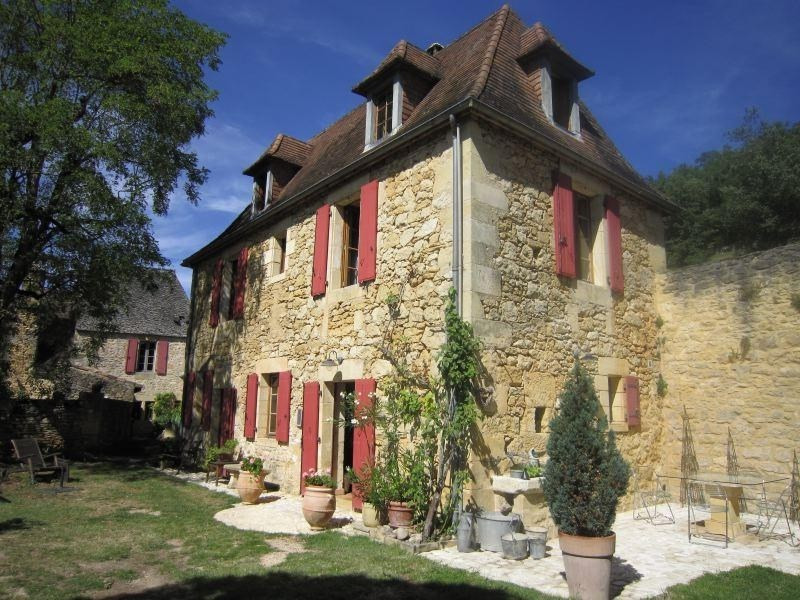 Sale house / villa Bezenac 475000€ - Picture 3