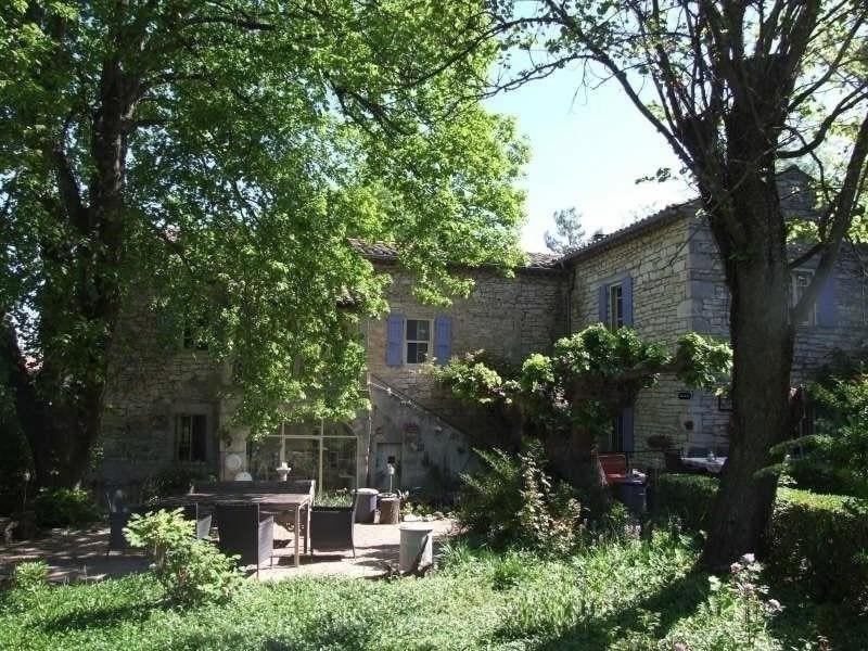 Vente maison / villa Barjac 269000€ - Photo 1