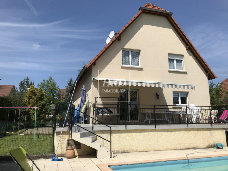 Vendita casa Marlenheim 451500€ - Fotografia 3
