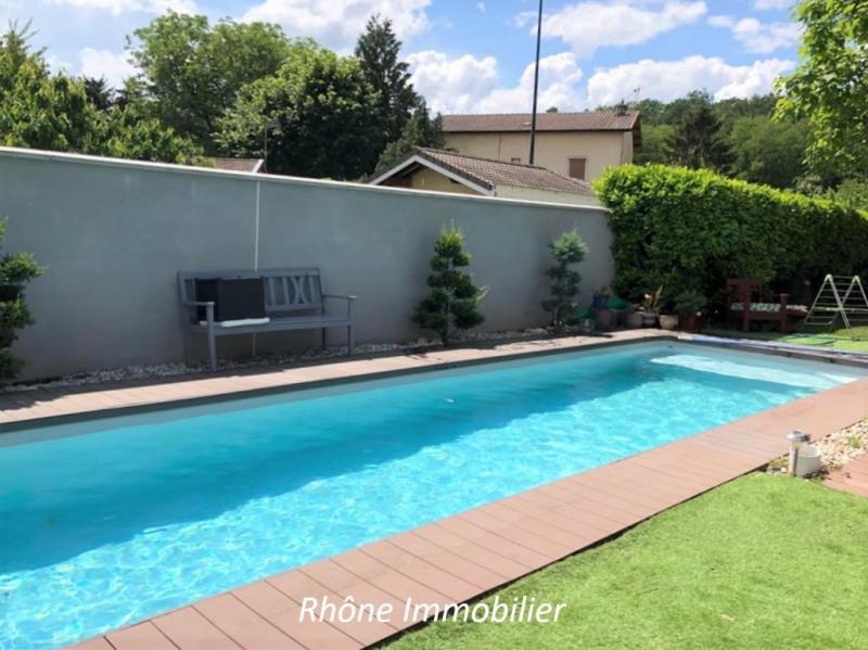Vente maison / villa Pusignan 440000€ - Photo 2