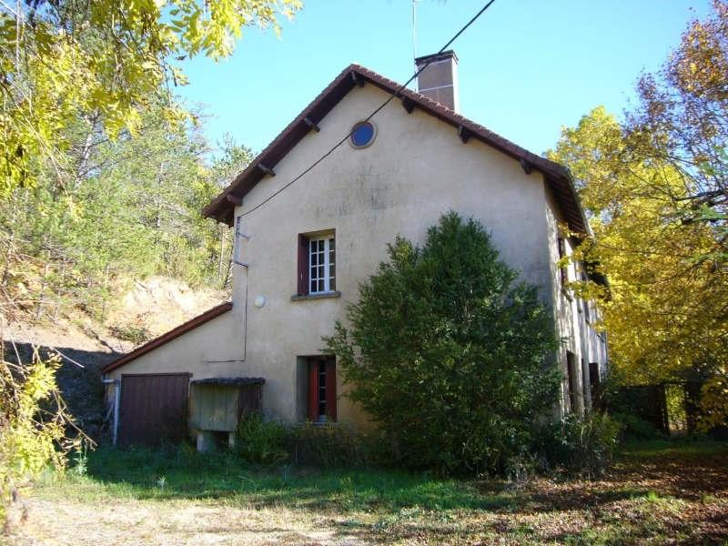 Vente maison / villa Condat sur trincou 99900€ - Photo 5