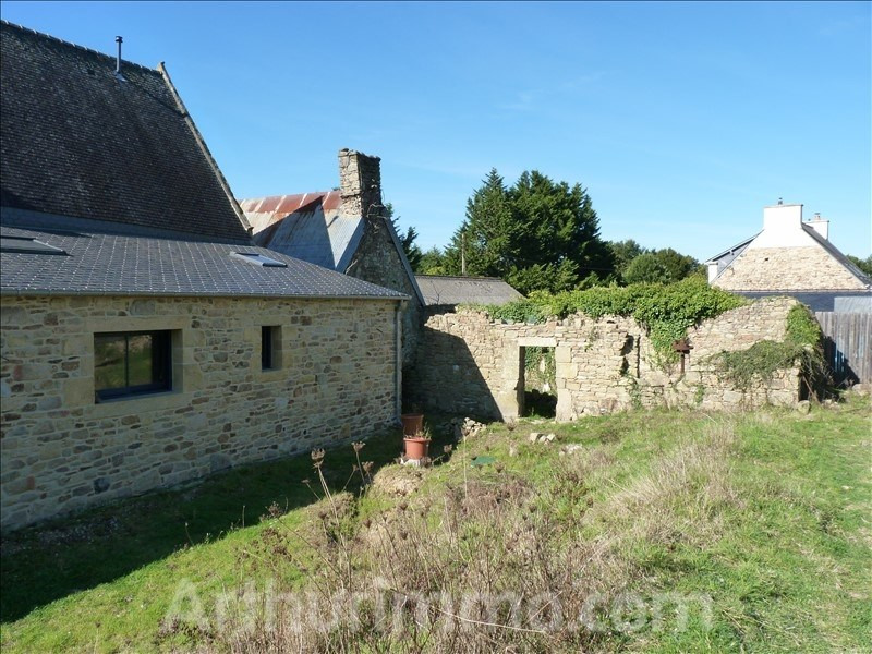 Vente maison / villa Landaul 156000€ - Photo 2
