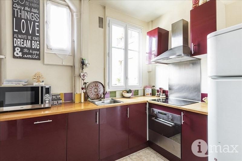 Sale apartment Asnieres sur seine 300000€ - Picture 3