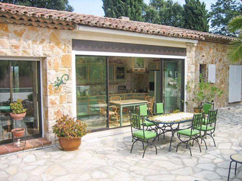 Deluxe sale house / villa Biot 1 490 000€ - Picture 2