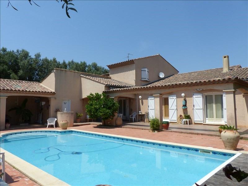 Vente maison / villa Fleury 399000€ - Photo 1