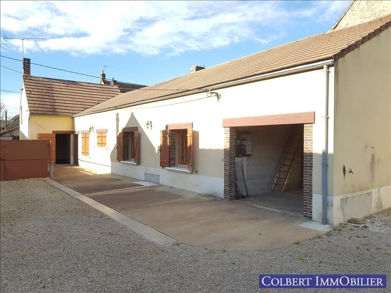 Vente maison / villa Seignelay 108 000€ - Photo 1