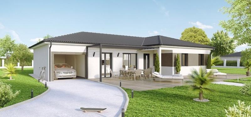 Maison  4 pièces + Terrain 600 m² Chuzelles par CREA CONCEPT LYON