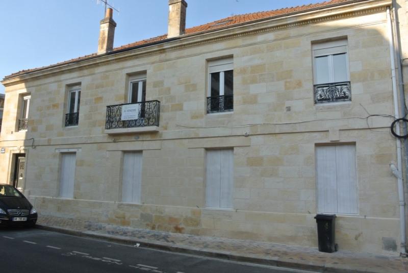 Vente appartement Bordeaux 288000€ - Photo 1