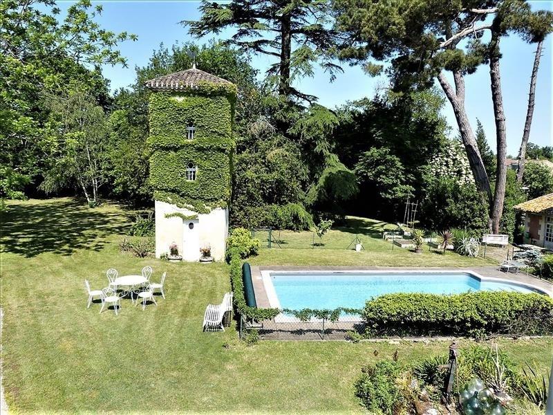 Verkoop van prestige  huis St estephe 915000€ - Foto 4