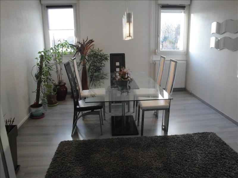 Verkoop  appartement Beaucourt 88000€ - Foto 1
