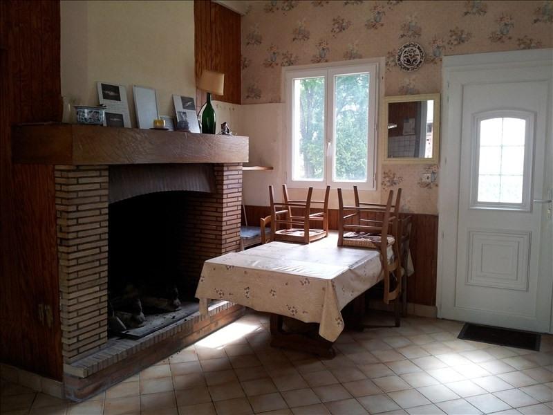 Rental house / villa Montoire sur le loir 420€ CC - Picture 3