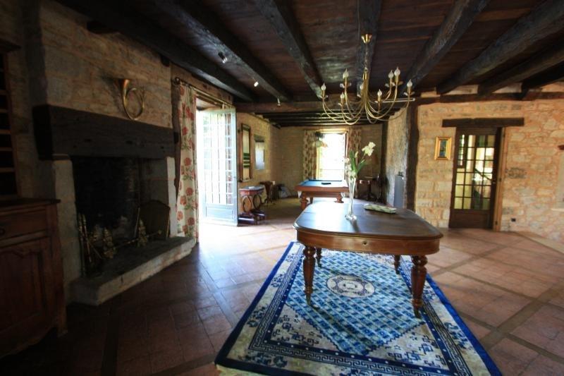 Vente maison / villa Estivals 530000€ - Photo 8