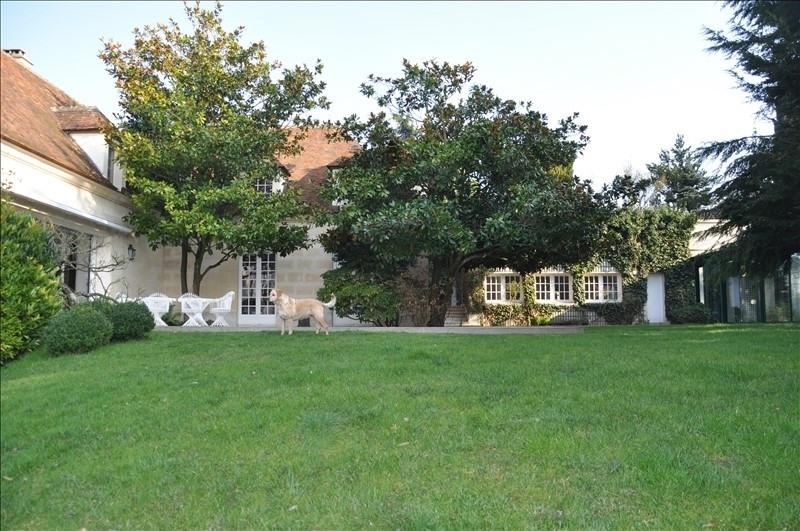 Vente de prestige maison / villa St nom la breteche 3250000€ - Photo 3