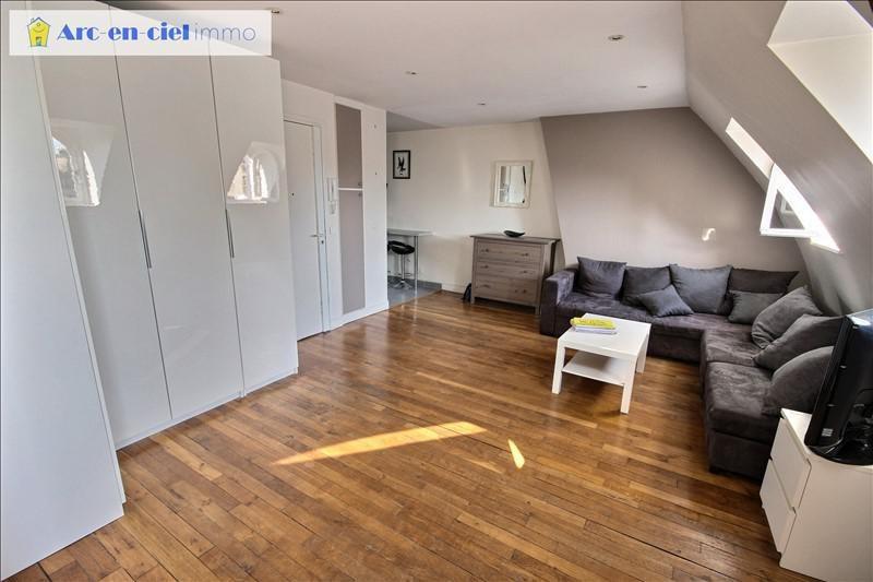 Revenda apartamento Paris 16ème 449000€ - Fotografia 5