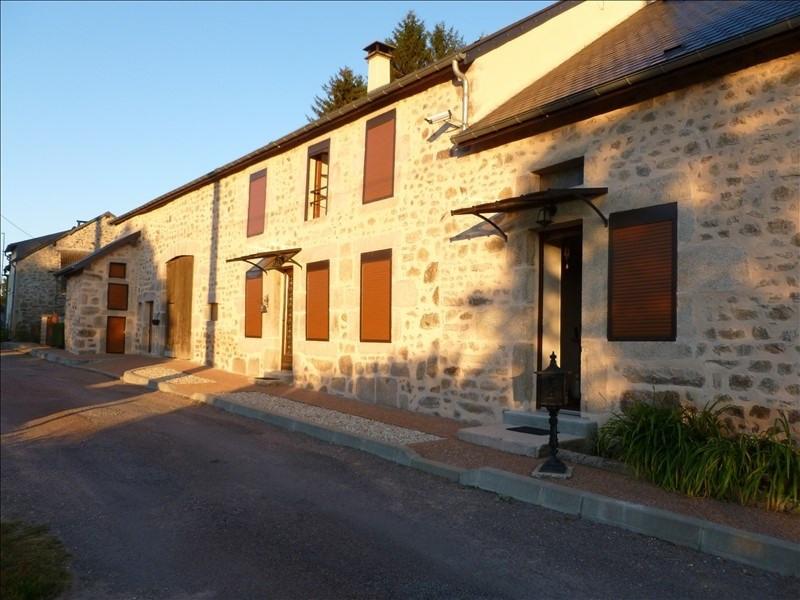 Sale house / villa Dun les places 139000€ - Picture 1
