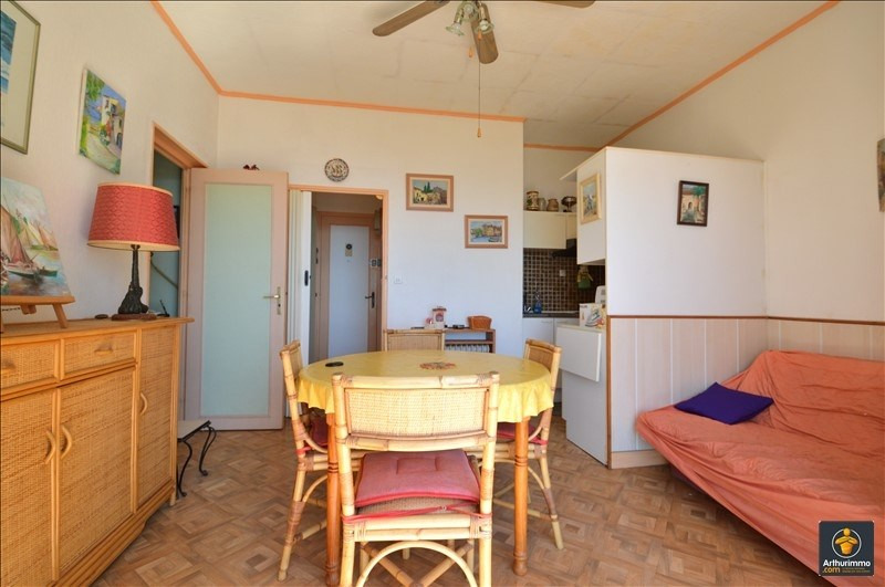 Vente appartement Les issambres 118000€ - Photo 3