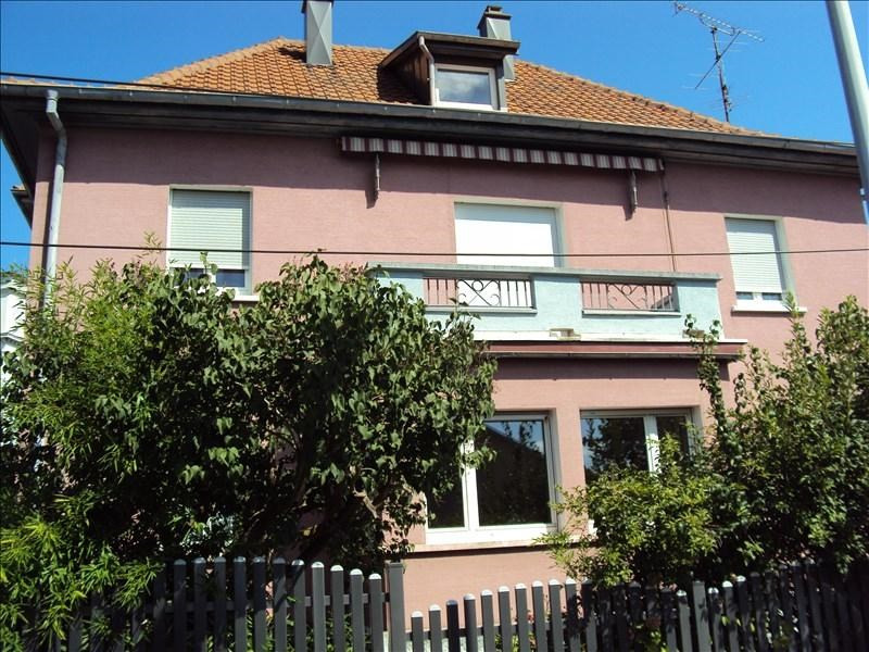 Sale apartment Lutterbach 182 000€ - Picture 1