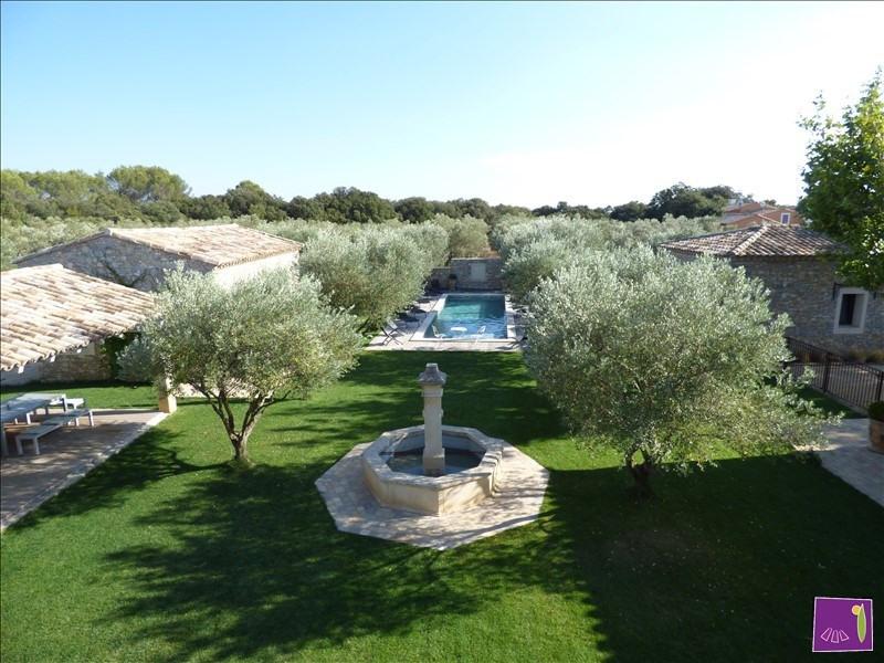 Vente de prestige maison / villa Uzes 1780000€ - Photo 3