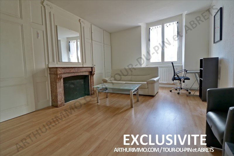 Vente appartement La tour du pin 74 000€ - Photo 1
