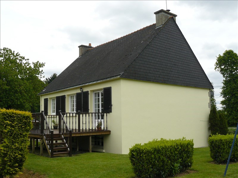 Vente maison / villa Josselin 189900€ - Photo 2
